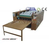 Wholesale Customized 4 Colors Non Woven Bag Printing Machine With 1500~4500pcs/h Length 1200mm from china suppliers