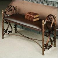 Wholesale Iron craft table and chair sets garden furniture from china suppliers