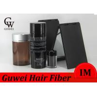 Buy cheap 12 Colors Plus Mens Hair Thickening Powder Salon Used Hair Loss Fibers FDA Approved from wholesalers