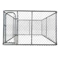 Wholesale Metal Outdoor Portable Dog Kennels Outside Dog Kennels 2.3mm Diameter from china suppliers