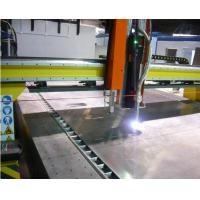 Wholesale Custom Industrial CNC Plasma Cutting Machine for Cutting Aluminum / Stainless Steel from china suppliers