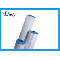 Buy cheap Replacement Industrial Cartridge Filters / 50 Micron Water Filter Cartridges from wholesalers