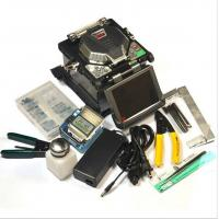Wholesale Ruiyan RY-F600  Optical Single Fiber Fusion Splicer , Splice Machine for Field Operation from china suppliers