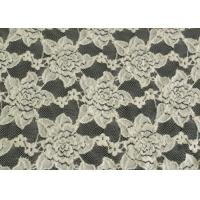 Wholesale Custom Nylon Spandex Brushed Lace Fabric Anti Static 125cm Width CY-LQ0038 from china suppliers