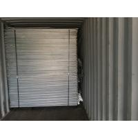 Wholesale Removable Temporary Fence are used for fencing off construction and industrial from china suppliers