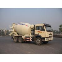 Wholesale 8 - 10cbm 6x4 Faw Group Transit Concrete Mixer Truck with 350L Water Tank HZZ5250GJBJF from china suppliers