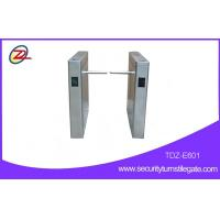Wholesale Intelligent Automatic drop arm barrier Fingerprint Turnstile outdoor from china suppliers