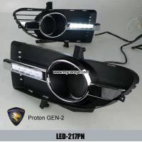 Wholesale Proton GEN-2 DRL LED Daytime Running Light Car driving daylight upgrade from china suppliers