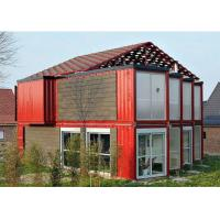 Wholesale Attractive Design Modern Prefabricated 40 Feet Modified Shipping Container Homes from china suppliers