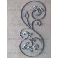 Buy cheap Interior Wrought Iron Stair Railings from wholesalers