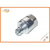 "Wholesale Waterproof IP67 N Type RF Connector / N Type Female feeder connector for 7/8"" LCF cable from china suppliers"