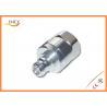 Buy cheap Waterproof IP67 N Type RF Connector / N Type Female feeder connector for 7/8