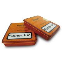 Wholesale Bogart Tobacco Tin Containers 20 Cigarillos Fumer Tue 4 Color Printed Metal Case from china suppliers