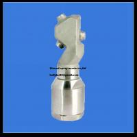 Wholesale rotating tank cleaning flat fan spray nozzle from china suppliers