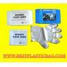 Buy cheap Hot sale transparent convenient disposable pe plastic glove from wholesalers