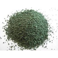 Wholesale Green Sand Stone Coated Colored Granule / Ceramic Colorful Granule from china suppliers