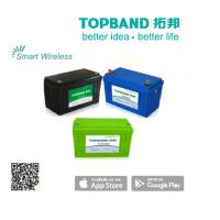 Wholesale Topband Lithium Phosphate Battery 12V 100Ah With High Larger Terminals from china suppliers