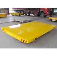 Buy cheap Short Distance Petrochemical Factory Electric Transfer Carriage from wholesalers