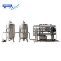 Wholesale Reverse osmosis drinking water treatment system , Small desalination plant from china suppliers
