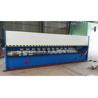 Quality Metal Sheet V Grooving Machine / 3 axis cnc machine Automatic Control for sale