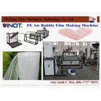 Wholesale Ruian Vinot Brand Air Bubble Film Making Machine Custom U.K. With Easy operation, easy maintenance Model No.DY-2000 from china suppliers