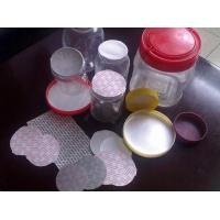 Wholesale Glass/ Plastic Bottle Aluminium Induction Cap Seal, PET aluminium foil cap seal liners from china suppliers