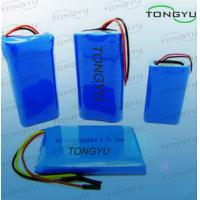 Wholesale 3.7V 2000mAh Rechargeable Lithium Battery Reliable For Cordless Work Lights from china suppliers