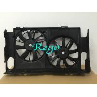 Wholesale Mercedes A / C Double Car Radiator Cooling Fan With Motors Black / White Color from china suppliers