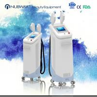 Wholesale best hair removal SHR IPL laser for Permanent hair removal with Ce approved from china suppliers