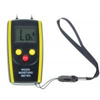 Wholesale digital Portable wood moisture meter test detector Humidity hygrometer for timbers LCD screen backlight 6---42% from china suppliers