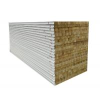 Buy cheap Rockwool Sandwich Wall Panel from wholesalers