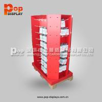 Wholesale Corrugated Supermarket Promotion Chewing Gum Pallet Display with Hook from china suppliers