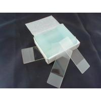 Wholesale Laboratory Microscope Glass Slide Microscope Slide from china suppliers