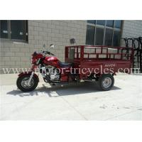 Wholesale Air Cooling Engine150CC Motor Tricycle Trike Truck ISO9000 CCC Certification from china suppliers