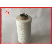 Quality Knotless And Hairless Spun Polyester Thread For Weaving Luggage / Tent / Bag for sale