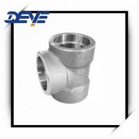 Wholesale High Pressure CL3000 SW TEE FITTINGS from china suppliers