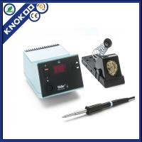 Wholesale 120W 230V Digital Display Weller WSD121 Soldering Station with WP120 solder iron and Weller XT series soldering  tips from china suppliers