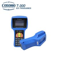 Wholesale Auto Key Programmer T300 T-CODE English Spanish Blue / Black Cars Auto Transponder from china suppliers