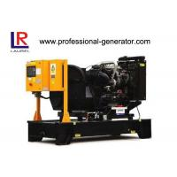 Quality 108kw 135kVA Water Cooled Open Diesel Generator 50 / 60HZ Diesel Powered Generator for sale