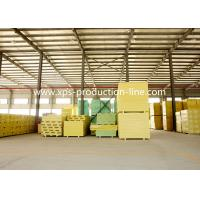 Wholesale Fire Resistant B2 Grade 6mm / 10mm / 15mm Blue Styrofoam Sheet for Bamboo / Wood Flooring from china suppliers