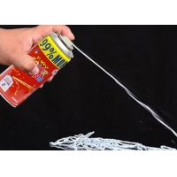Wholesale Glossy Color 4-5 Meters Anti Flammable Silly String Spray from china suppliers