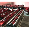 Buy cheap 2100MM air cool hot press machine Power 8.8 KW For width PVC Conveyor belt PU Conveyor Belt from wholesalers
