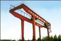 Wholesale Track-type container gantry crane cap. 35T from china suppliers