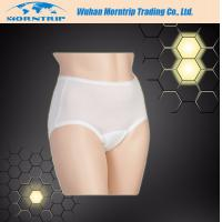 Buy cheap Comfortable Disposable Nonwoven Underwear for Hospital SPA Travelling from wholesalers