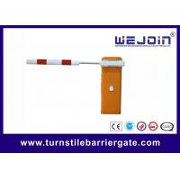 Wholesale Safety Highway Toll / Parking Lot Barrier Gates Automatic Vehicle Barriers from china suppliers