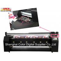 Wholesale Double Four Colour Mirror Fabric Printing Machine 380V Roll To Roll from china suppliers