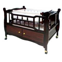Wholesale Wood Baby Bed from china suppliers