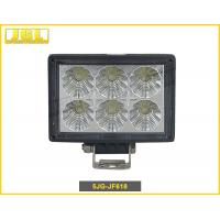 Wholesale 18W Offroad LED Work Light / Led 4x4 Lights For Car Accessories from china suppliers