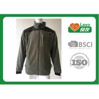 Wholesale Lightweight Outdoor Softshell Running Jacket Warm Prima Loft Black Insulation from china suppliers