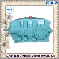 Wholesale DCY Helical Peed Reduction Gearbox Casting Iron 4000-700000N.M Torque from china suppliers